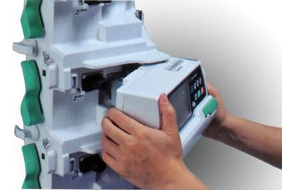 charolas para Bomba de Infusión Inteligente LM 800 Terumo® Smart Infusion System